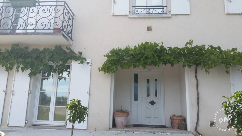 Vente maison 7 pièces Manot (16500)