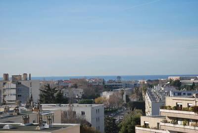 Location appartement 4pièces 75m² Marseille 8E - 1.100€