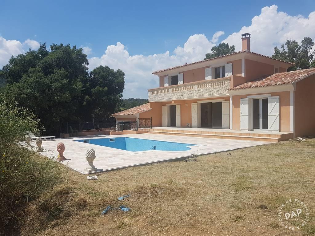 Vente Maison Bagnols-En-Forêt 155m² 470.000€