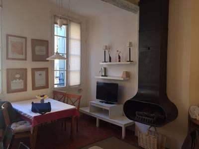 Location meublée appartement 2pièces 52m² Aix-En-Provence - 990€