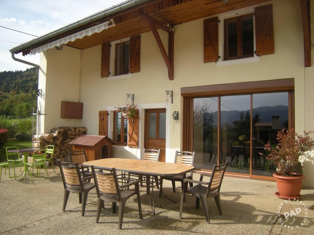 vente maison 190 m champagne en valromey 190 m 368