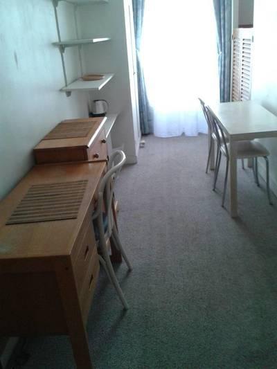 Location meublée studio 18m² Paris 1Er - 900€