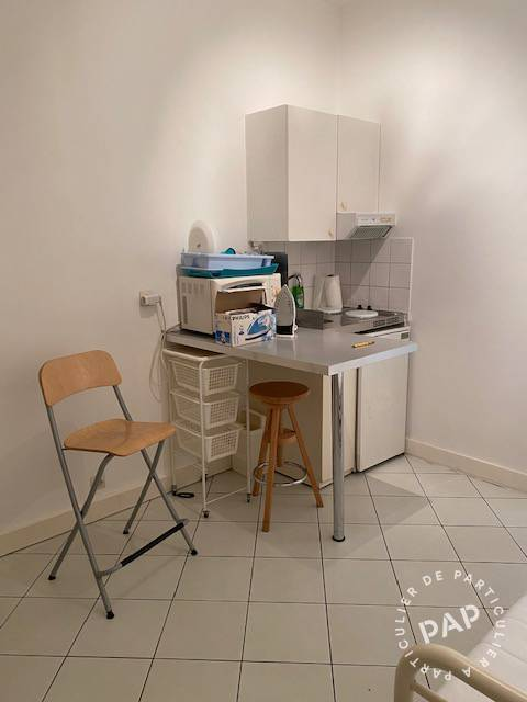 Appartement Paris 16E 680 €