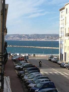 Location meublée appartement 25m² Marseille - 520€