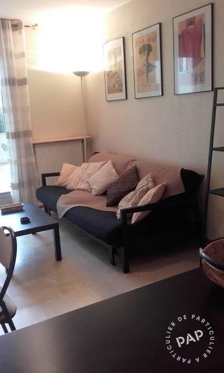 location meubl e appartement 2 pi ces 35 m nimes 35 m 650 de particulier particulier. Black Bedroom Furniture Sets. Home Design Ideas