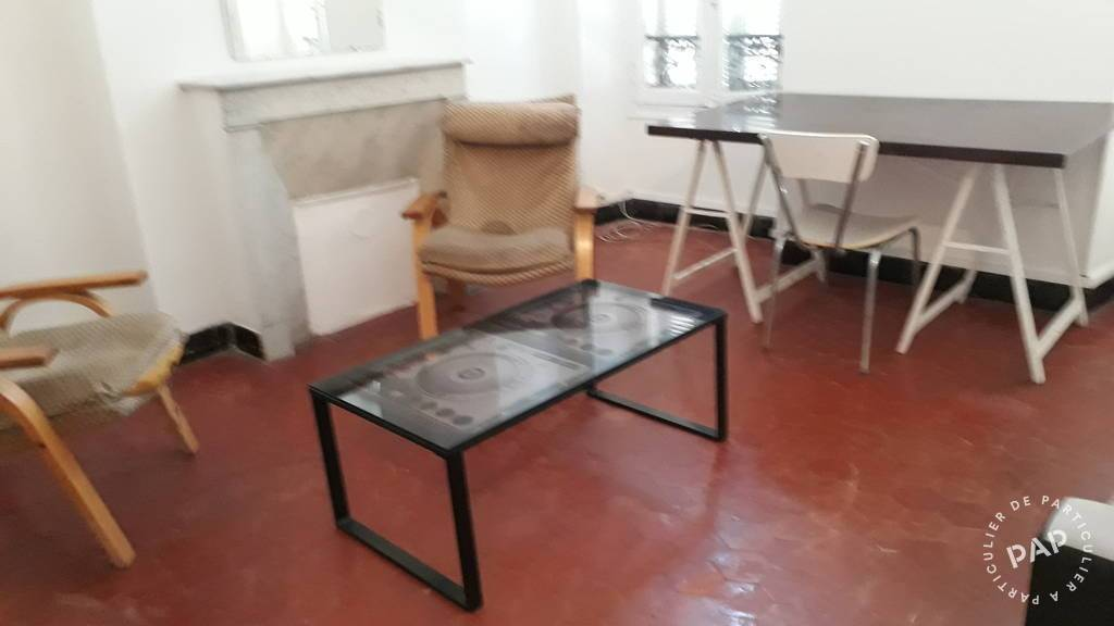 Location immobilier 490 € Marseille Euromed. Meuble