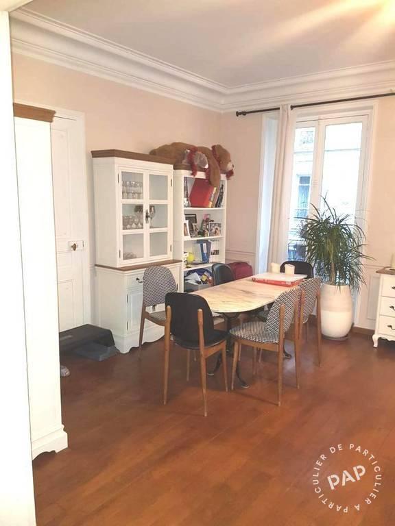 Location Meubl E Appartement 3 Pi Ces 54 M Paris 17e 54