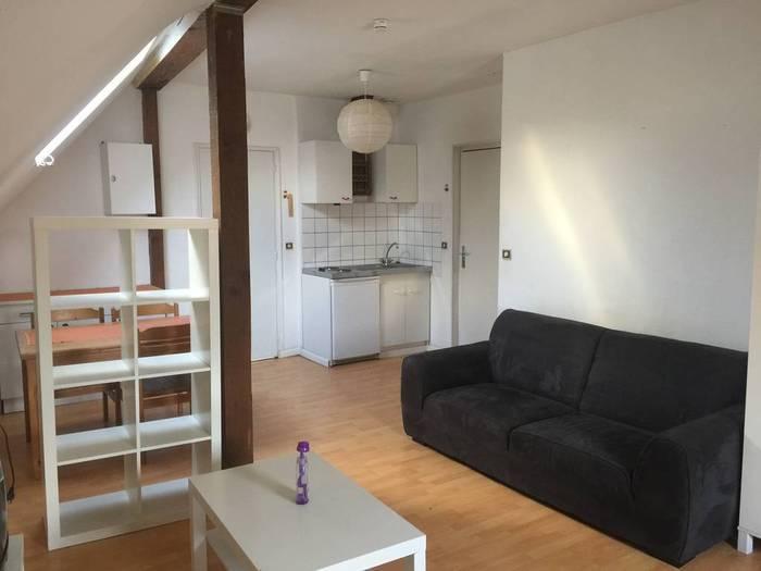 Location appartement studio Faulquemont (57380)