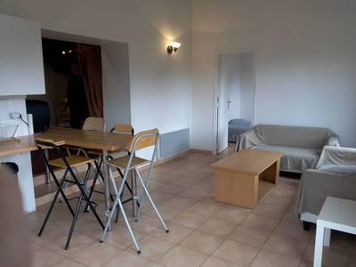 Location meublée appartement 3pièces Marseille - 450€