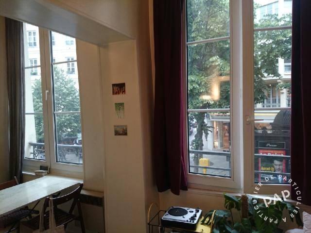 Location Appartement Paris 20m² 1.065€