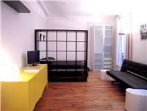 Location meublée studio 33m² Paris 14E - 1.320€