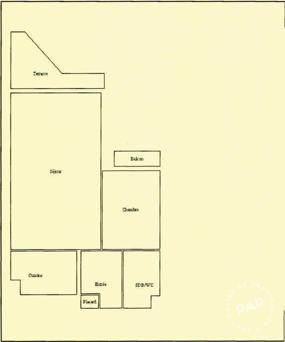 Appartement Paris 1.850€