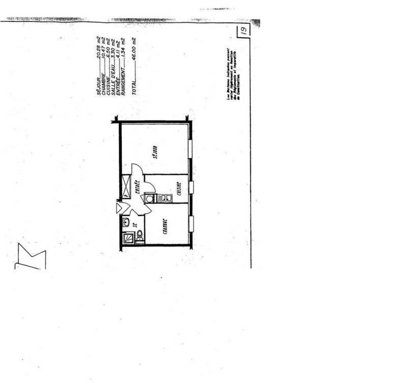 location appartement 2 pi ces 46 m saint pathus 46 m 680 e de particulier particulier. Black Bedroom Furniture Sets. Home Design Ideas
