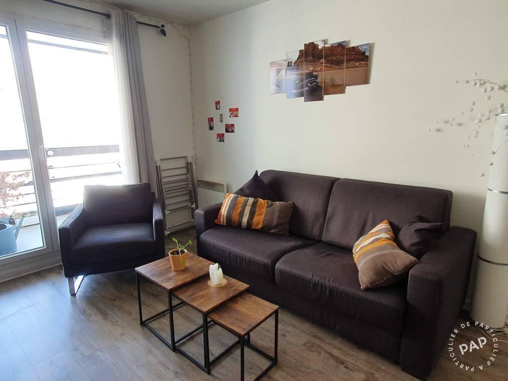 location meubl e appartement 2 pi ces 47 m saint ouen 93400 47 m e de. Black Bedroom Furniture Sets. Home Design Ideas