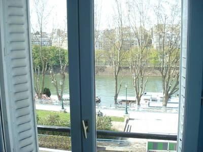 Location meublée appartement 3pièces 42m² Paris 15E - 1.700€