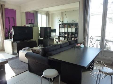 Location appartement 4 pièces Paris 16e