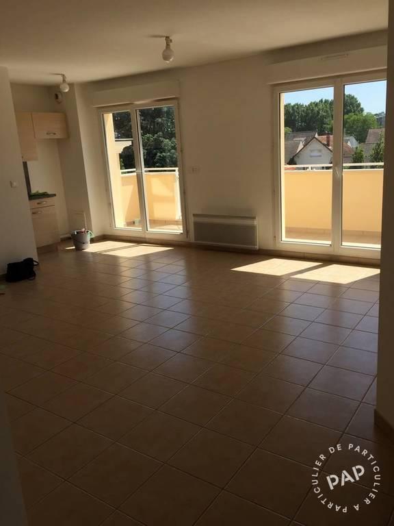 Location Appartement Sainte-Genevieve-Des-Bois 68m² 1.100€