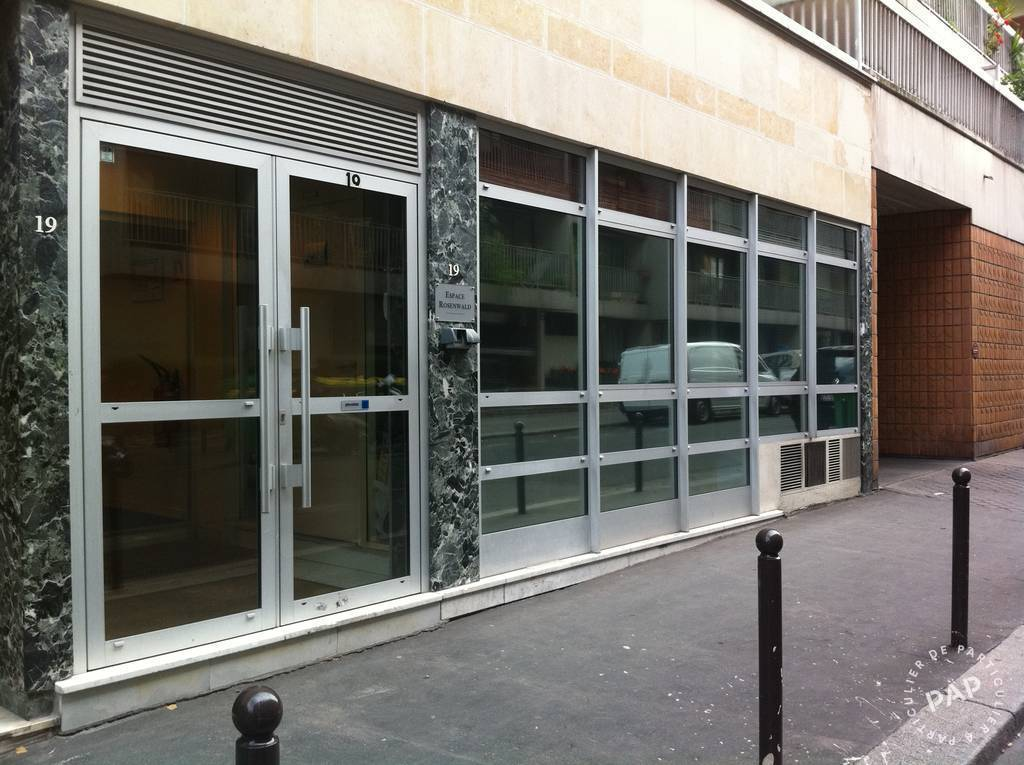 Vente et location Bureaux, local professionnel Paris 15E 13m² 650€