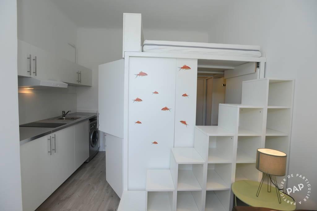 location meubl e studio 20 m marseille 20 m 480 e de particulier particulier pap. Black Bedroom Furniture Sets. Home Design Ideas