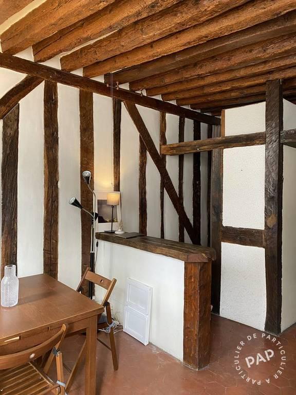 Location immobilier 1.100€ Paris 3E