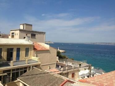 Location meublée appartement 2pièces 45m² Marseille 7E - 680€