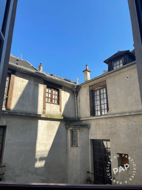 Immobilier Paris 4E 795€ 15m²