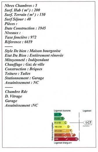 Maison Proche Compiegne 148.999€