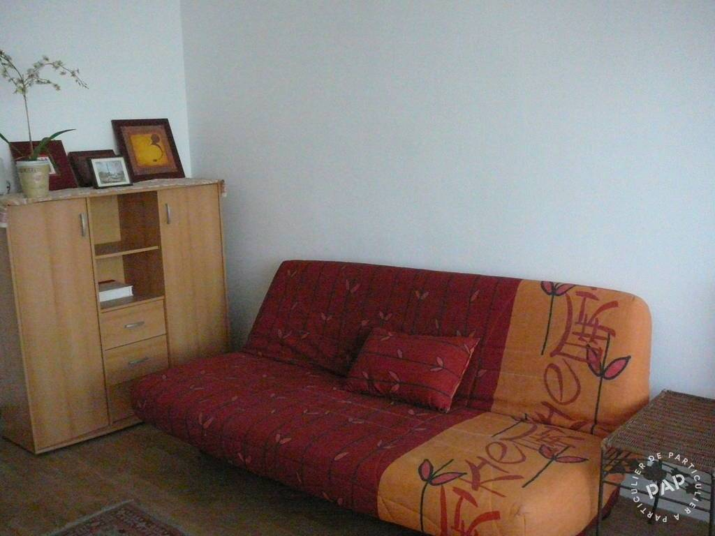Location Appartement Paris 17E 26m² 1.020€