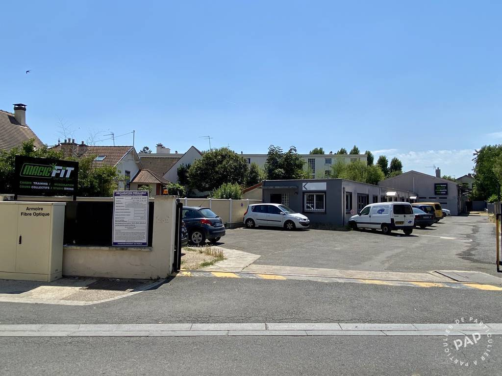 Location Bureaux et locaux professionnels Maisons-Laffitte 60m² 1.695€