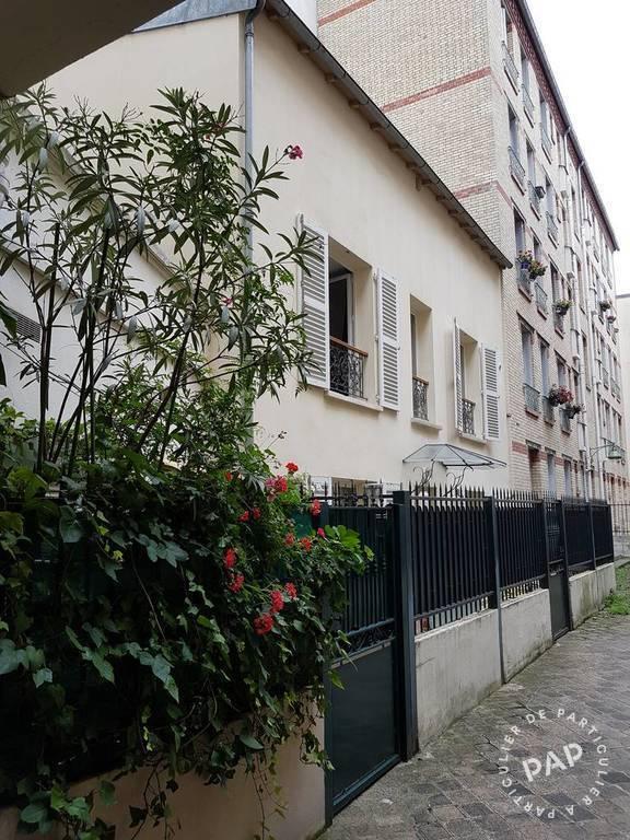 Location maison 5 pièces Paris 15e