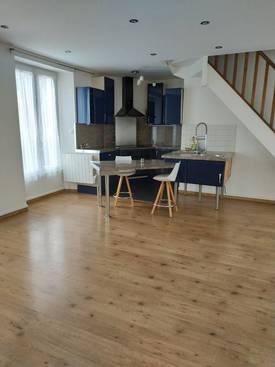 Location appartement 3pièces 68m² Saulx-Les-Chartreux (91160) - 1.190€