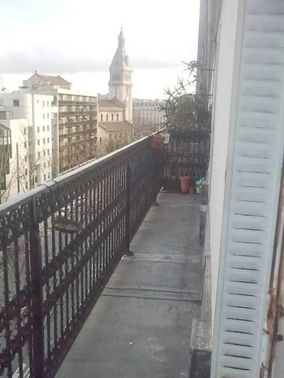 Location meubl�e appartement 3pi�ces 63m� Paris - 2.150€