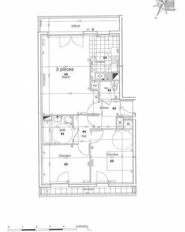 location rosny sous bois. Black Bedroom Furniture Sets. Home Design Ideas