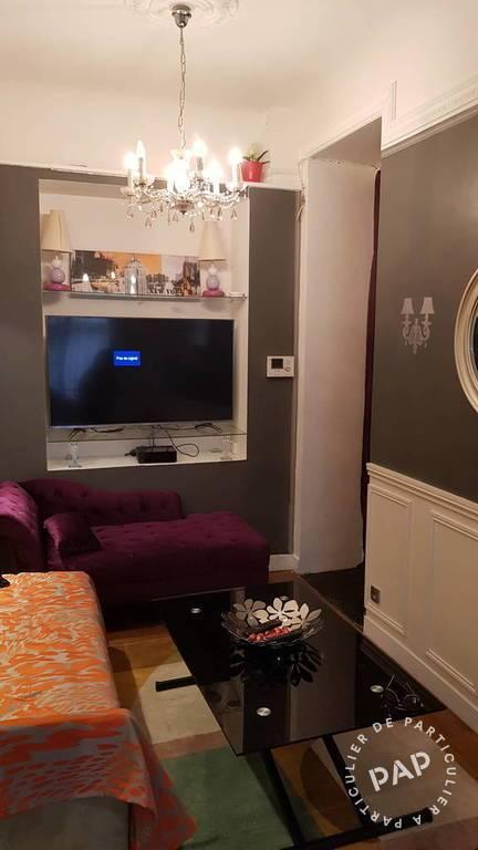 Location Appartement Paris (75016)
