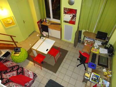 Location meublée appartement 2pièces 44m² Lyon 1Er - 660€