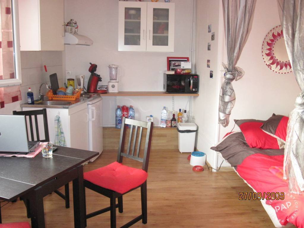 Location Appartement Corenc 30m² 470€