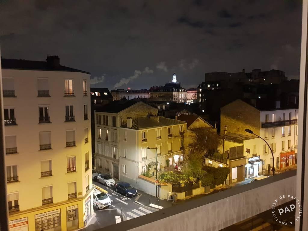 Location Asnieres-Sur-Seine 27m²