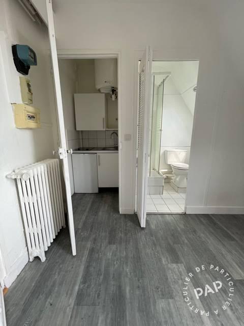 Location studio paris 618 de particulier for Location appart meuble paris