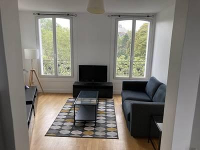 Location meublée appartement 2pièces 38m² Boulogne-Billancourt - 1.200€