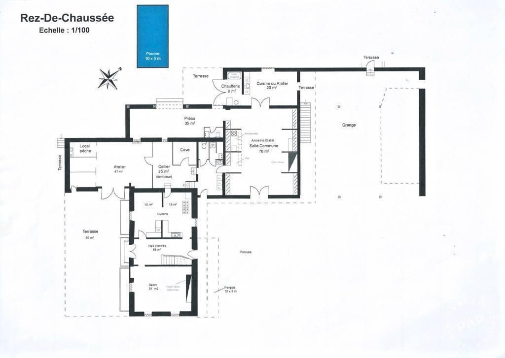 Vente Maison Auch (32000)