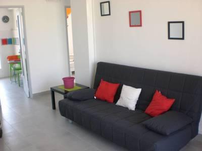 Location meubl�e appartement 3pi�ces 50m� Marseille 8E - 450€