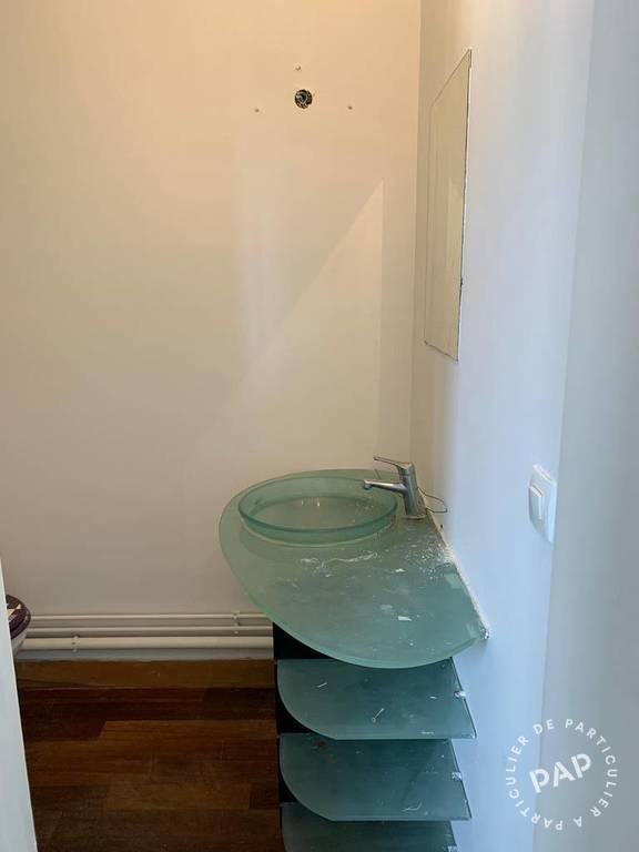 Location appartement 4 pièces Paris 17e