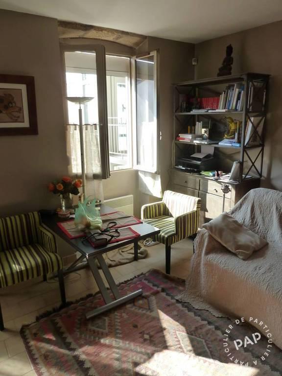 Location appartement studio Lyon 2e