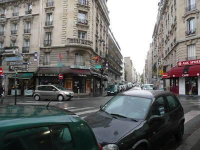 Location meublée studio 24m² Paris 15E - 925€