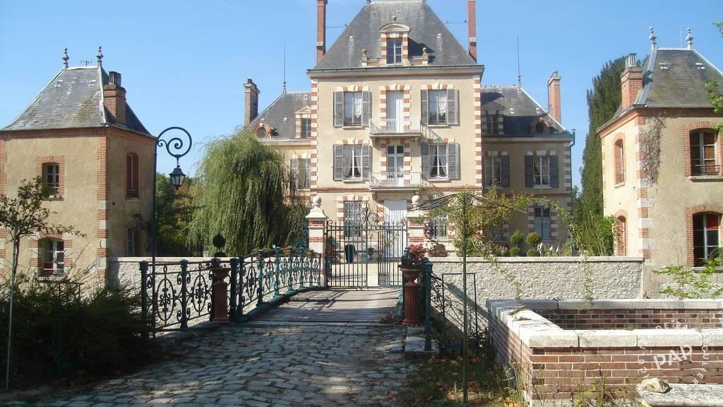 Location Maison Thimory 125m² 1.440€