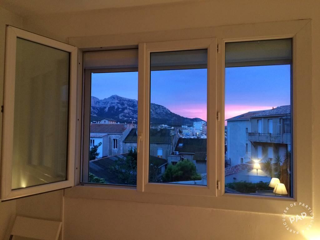 Appartement 920€ 60m² Marseille 8E