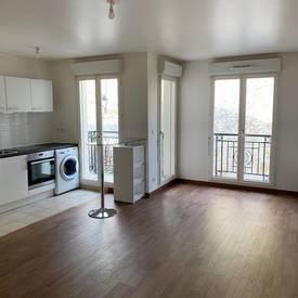 Location appartement 2pièces 43m² Pontoise - 950€