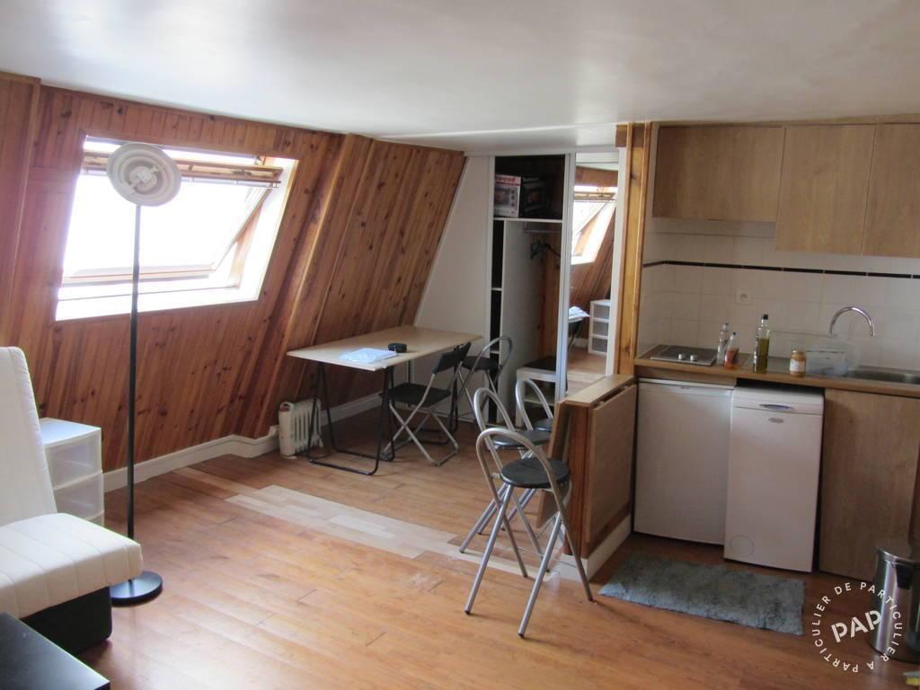 location meubl e studio 28 m paris 9e 28 m 950 e de particulier particulier pap. Black Bedroom Furniture Sets. Home Design Ideas