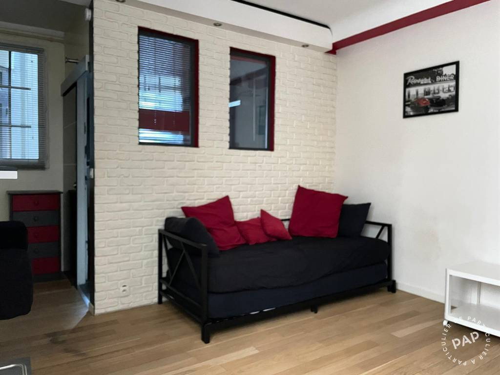 Location Appartement Paris 25m² 990€