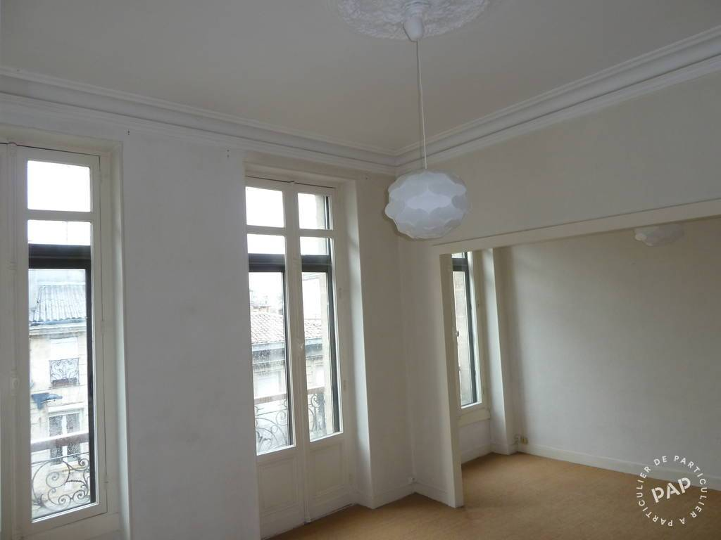 Location appartement 5 pi ces 100 m bordeaux 100 m 1 for Appartement bordeaux fondaudege